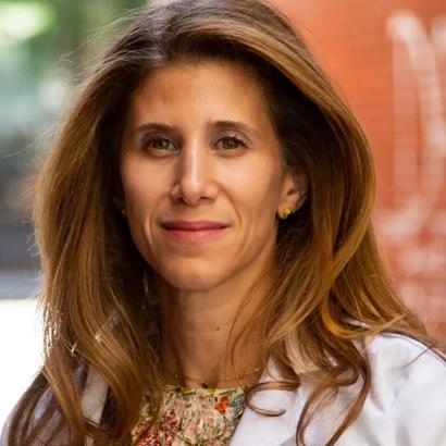 Dr Elziabeth Goldberg